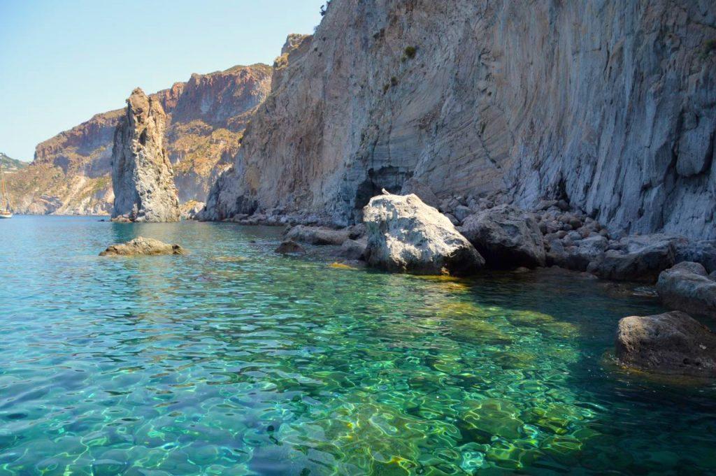 exploring the Aeolian Islands from Lipari
