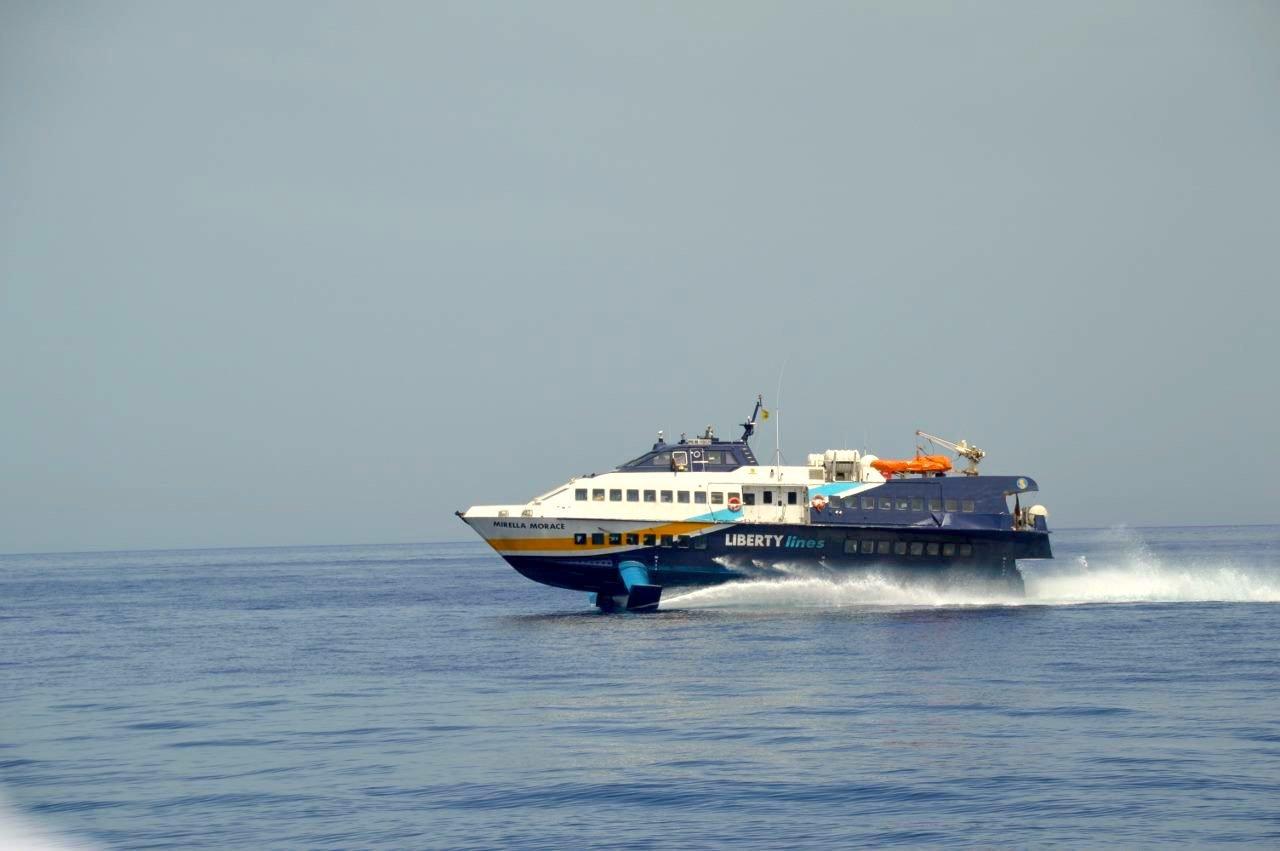 Exploring the Aeolian Islands